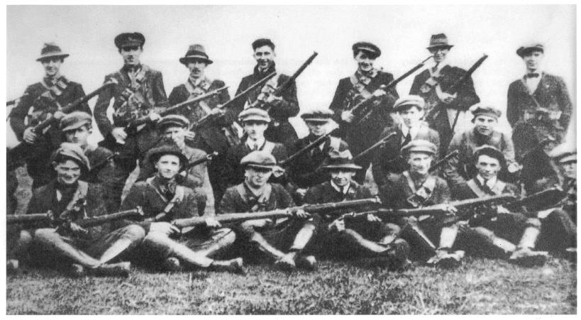 Seán-Hogan's-(NO.-2)-Flying-Column,-3rd-Tipperary-Brigade,-IRA-during-the-Irish-War-of-Independence-wikipediaによる