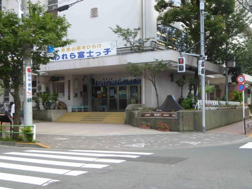 台東区立富士小学校「われら富士っ子」