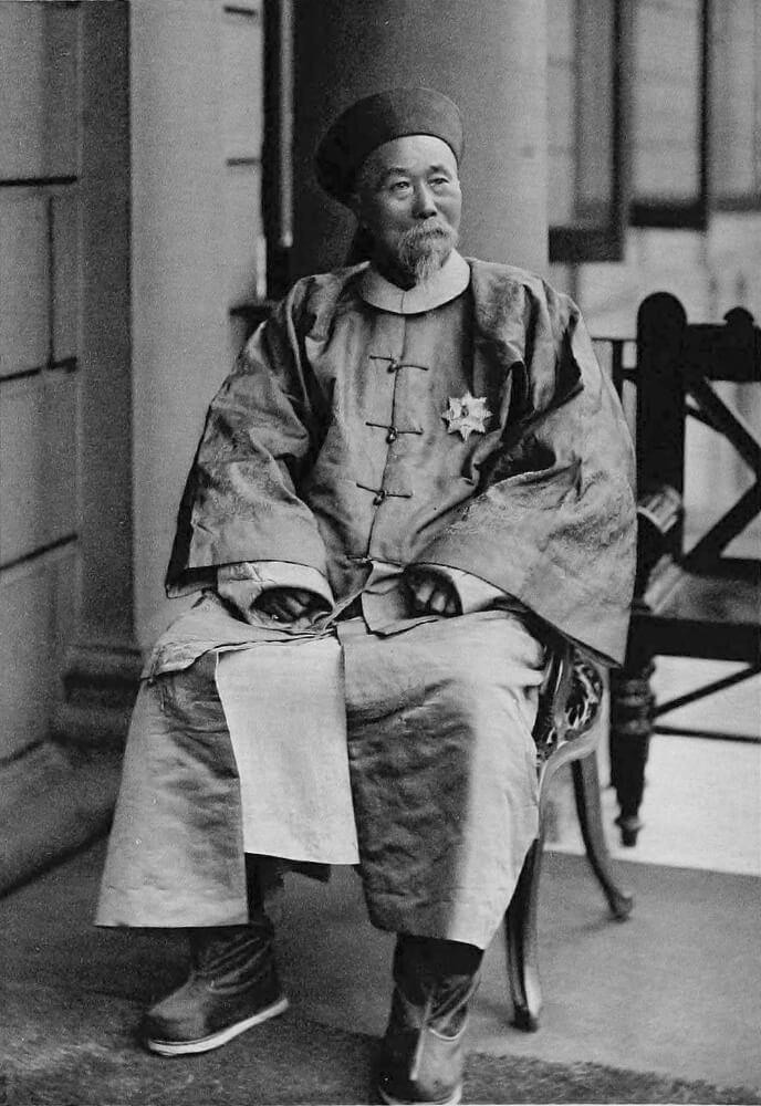 李鴻章-Mrs.-Archibald-Little,-Li-Hung-Chang:-His-Life-and-Timesよりwikipediaによる